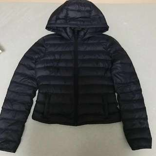 Abercrombie and fitch A&F down jacket thin 薄 羽絨外套