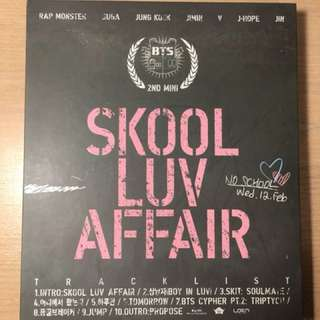 BTS - Skool Luv Affair