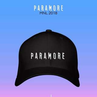Paramore Caps