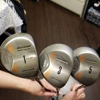 高爾夫球棍