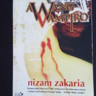 Malay horror novel