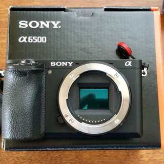 Kredit Sony Alpha a6500 Mirrorless (Body Only) - Cicilan Tanpa kartu kredit