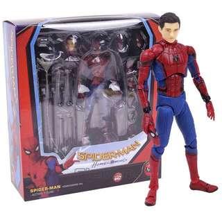 MAFEX Spider Man Homecoming KO Figure