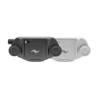 Peak Design Capture Camera Clip Only V3 (No Plate, New Version 3) Black or Silver Color