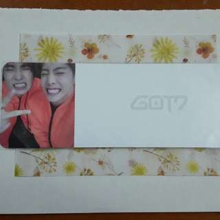 Got7 Markjae Fly 機票