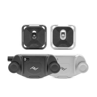 Peak Design Capture Camera Clip with Standard Plate V3 (New Version 3) Black or Silver Color