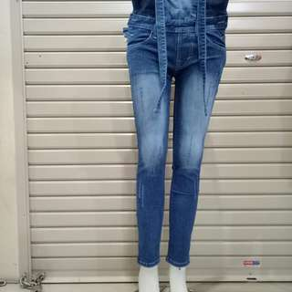 Jeans werpak