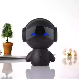 Bluetooth wireless speaker + powerbank