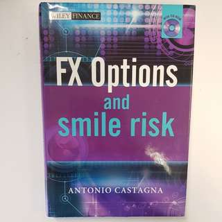WILEY FINANCE; FX Options and smile risk