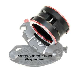 🚚 Peak Design Capture Lens Adapter (Without Clip) for Canon EF, Nikon F, Sony E / FE Mount