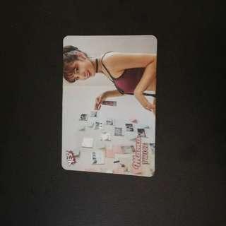 TWICE momo yes card