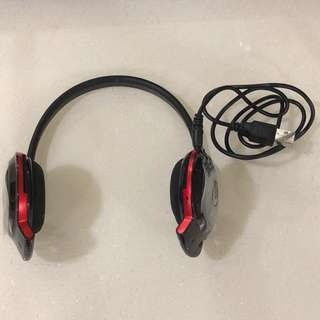 D. Lab DBH-501 Bluetooth Stereo Headset