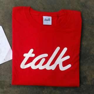 Talk Jakarta og logo red