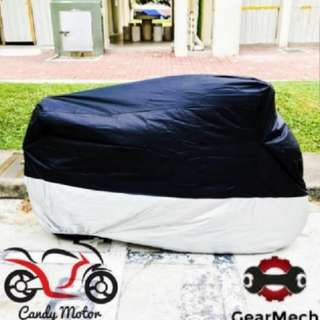 *New* Waterproof Motorcycle Rain Cover/ Canvas (Self Collection/ Postage)