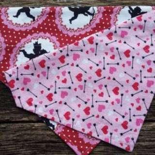 Cupid Love Pets Bandana