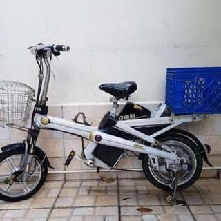 Ebike LTA approved E-bicycle