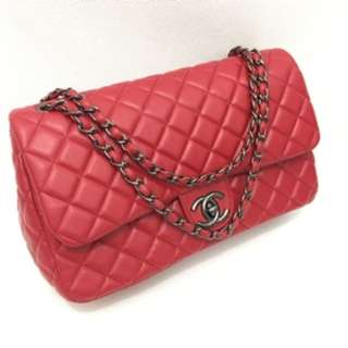 CHANEL MAXI (TAS,BAG FASHION WANITA IMPORT)
