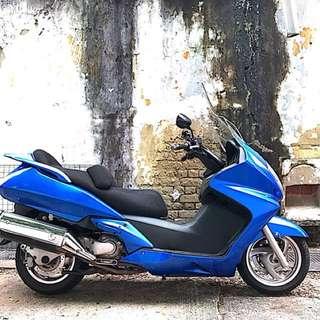 Bike Sold!!! Honda Sliverwing400!!!