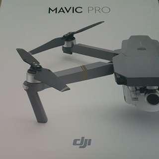 DJI Mavic Pro Standard SET + 1 X Free DJI Mavic Intelligent Flight Battery