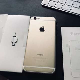 Iphone 6 in good conditioned