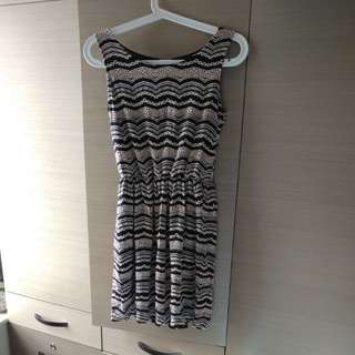 90% new dress