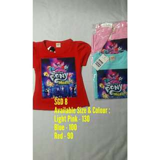 Clearance Sale for Girls T-Shirt