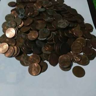 Penny one cent lincoln