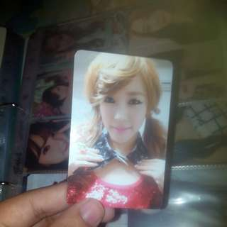 Snsd tiffany twinke Pc