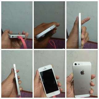Iphone 5 32GB Silver