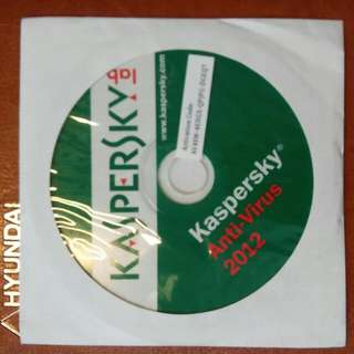 KASPERSKY Anti-Virus (2012)
