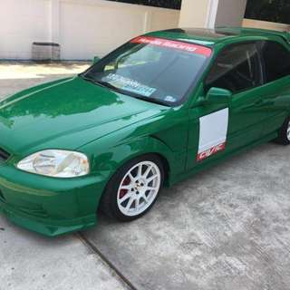 Honda Civic EK9 Thai Regn