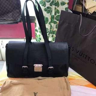 Preloved LV EPI secure bag