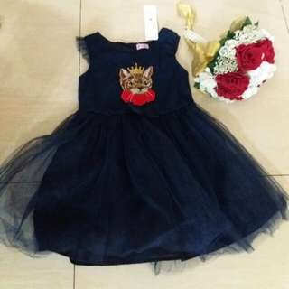 F&F KIDS COLLECTION (knit dress)