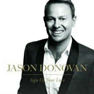 arthcd JASON DONOVAN Sign Of Your Love CD