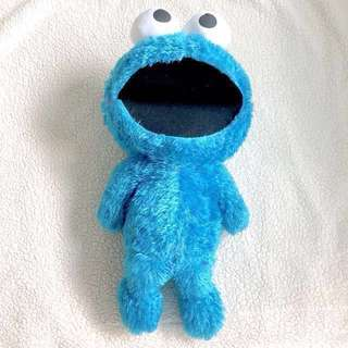 Auth Cookie Monster Stuffed Toy