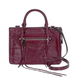 Rebecca Minkoff Authentic Micro Regan Satchel Branded Original Bag ala Balenciaga