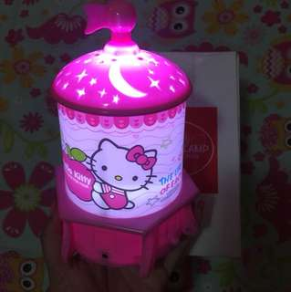 Fashion lamp hellokitty