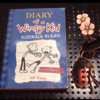 Rodrick Rules Diary Of A Wimpy Kid