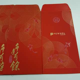Cny red packets angbao