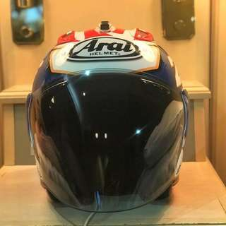 Helmet Arai RAM4X Pedrosa Samurai