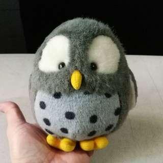 owl plush japan