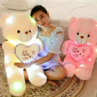 Teddy Bear with Light