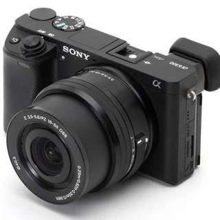 kredit Sony Alpha a6300 With 16-50mm - Cicilan tanpa kartu kredit