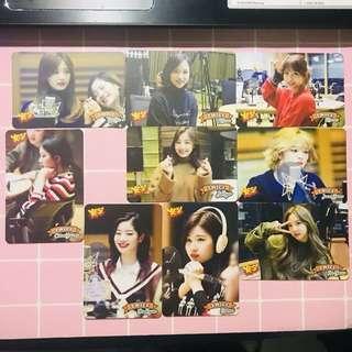 Twice專輯set