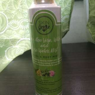 Skin Genie Refreshing Aloe Vera, Witch Hazel And Rose Water Mist