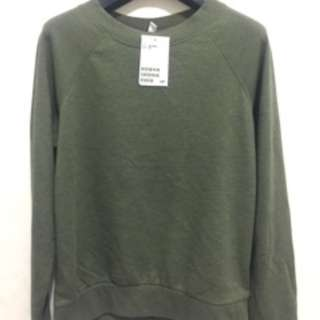 H&M Basic Sweatshirt