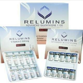 Relumins Advanced White 1100mg