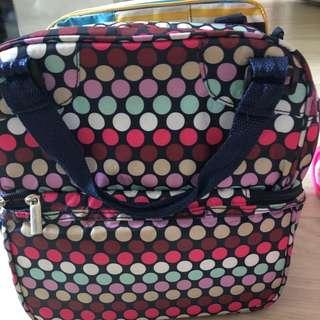 Autumn cooler bag