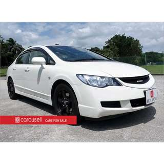 Honda Civic 1.8M VTi-S