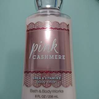 Bath & BodyWorks Body Lotion